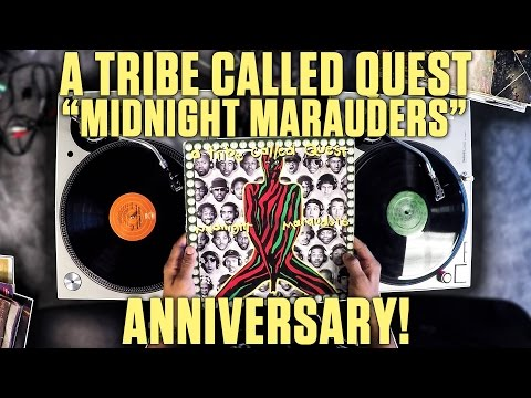 "A Tribe Called Quest ""Midnight Marauders"" Anniversary"