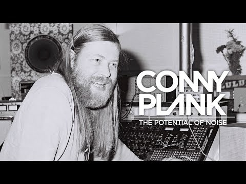 Conny Plank - The Potential of Noise Trailer Deutsch | German [HD]
