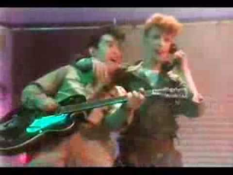 The Polecats - Jeepster (TV)